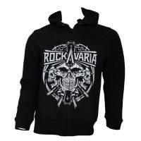 Rockavaria 2015 - Kapuzenjacke Coffin mit Line-Up - schwarz
