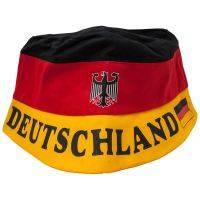 Deutschland - Fan Schlapphut - Einheitsgrösse