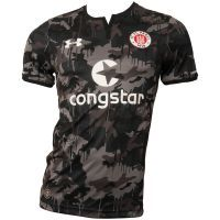 FC St. Pauli - Trikot Drei 2017-18 - schwarz