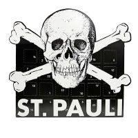 FC St. Pauli - Adventskalender mit Schokolade