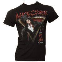 Alice Cooper - T-Shirt Welcome To My Nightmare - schwarz