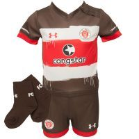 FC St. Pauli - Baby Set Trikot Heim 2017-18