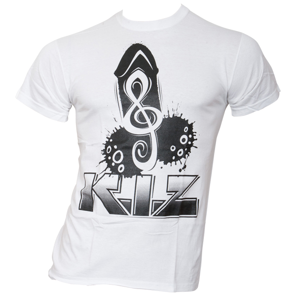 K.I.Z - T-Shirt Puller - weiß