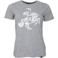 Holsten - Damen T-Shirt Ritter gross - grau
