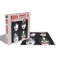 Kiss - Dynasty Puzzle - multicolor
