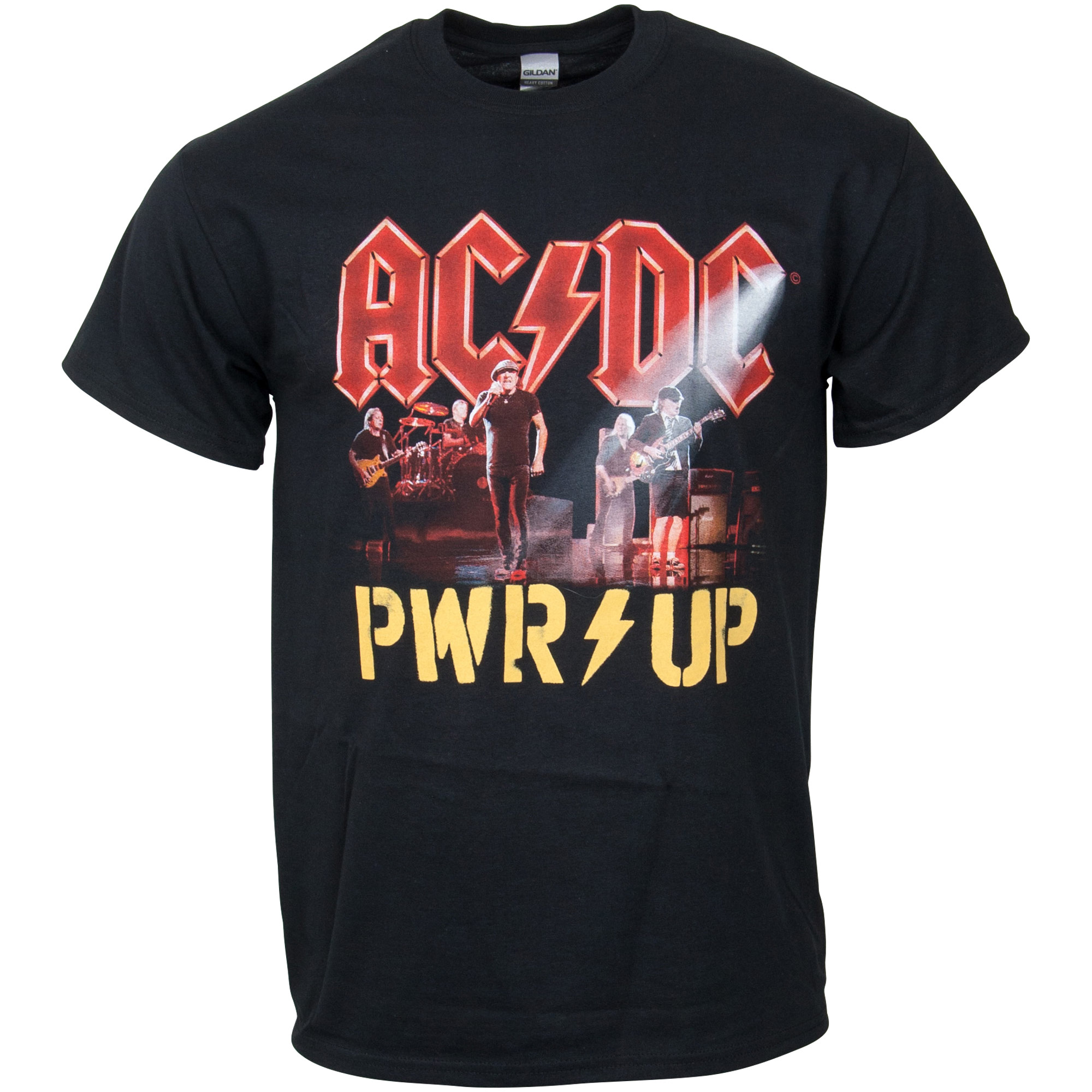 AC/DC - T-Shirt PWR UP Stage - schwarz