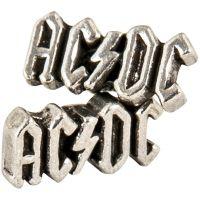 AC/DC - Ohrstecker Logo