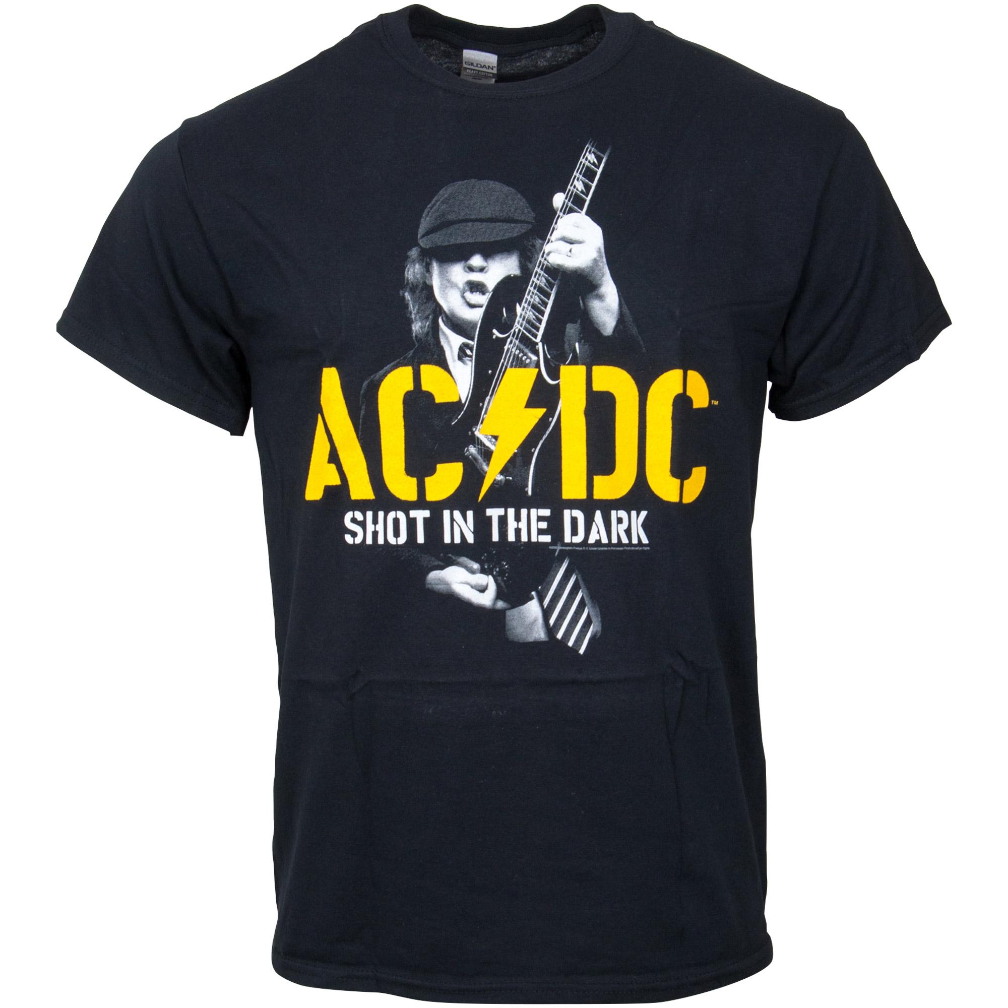 AC/DC - T-Shirt Shot In The Dark - schwarz