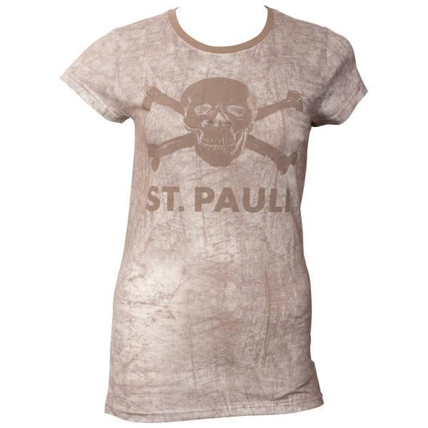 FC St. Pauli- Frauen T-Shirt Laser