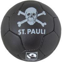 FC St. Pauli - Ball Totenkopf 2020 - schwarz