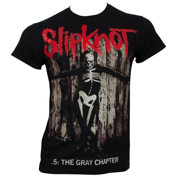 Slipknot - T-Shirt The Gray Chapter Tribal S - schwarz
