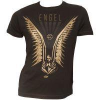 Rammstein - T-Shirt Flügel - schwarz
