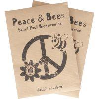FC St. Pauli - Peace & Bees Bienenweide - 2 Tütchen