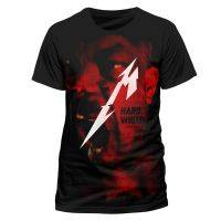 Metallica - T- Shirt Hard Wired - schwarz