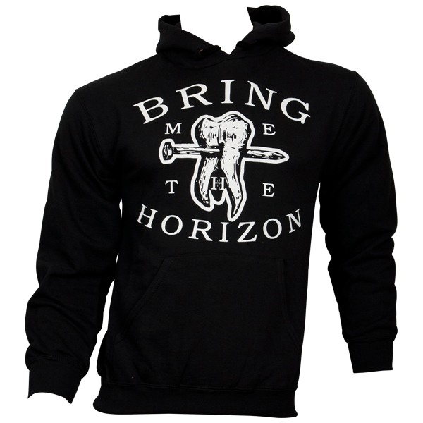 Bring Me The Horizon - Kapuzenpullover Blood Lust - schwarz