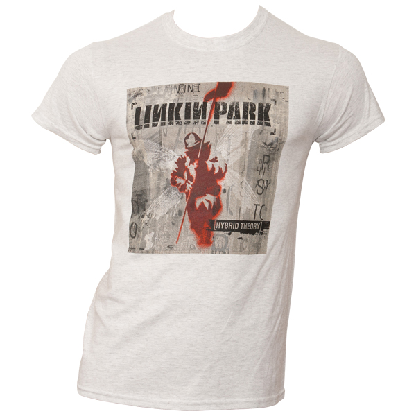 Linkin Park - T-Shirt Hybrid Theory - weiß