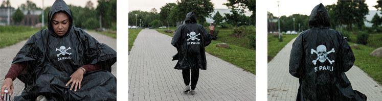 FC St. Pauli Jacken mit Totenkopf oder Logo|Rock N Shop