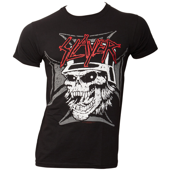 Slayer - T-Shirt Graphic Skull - schwarz