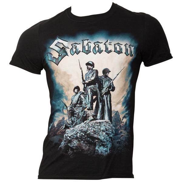 Sabaton - T-Shirt Victory Reclaimed - schwarz