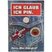 Astra - Pins 2er Set - Kronkorken & St. Pauli