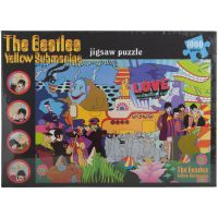 The Beatles - Yellow Submarine Puzzle