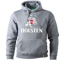 Holsten - Kapuzenpullover Holsten Ritter - grau