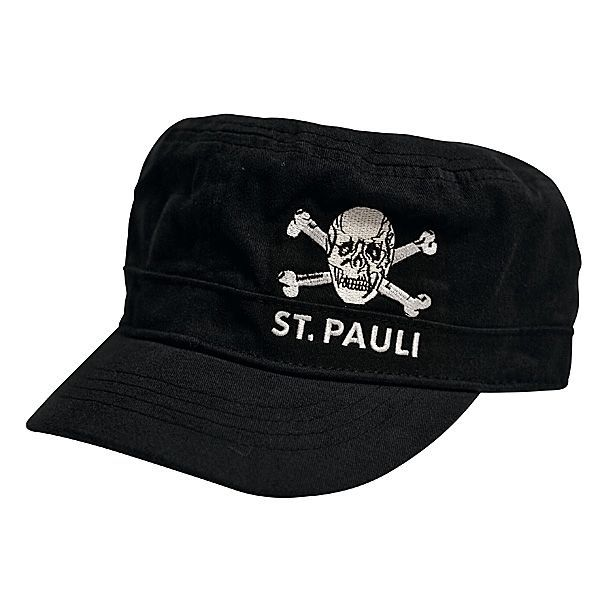 9b33bb93925 FC St. Pauli - Cap Army Skull - black