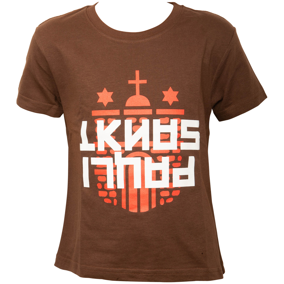 FC St. Pauli - Kinder T-Shirt Hamma - braun
