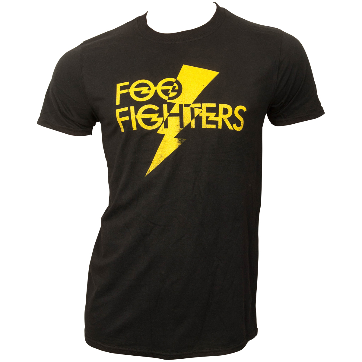 Foo Fighters - T-Shirt Lightning Strike - schwarz