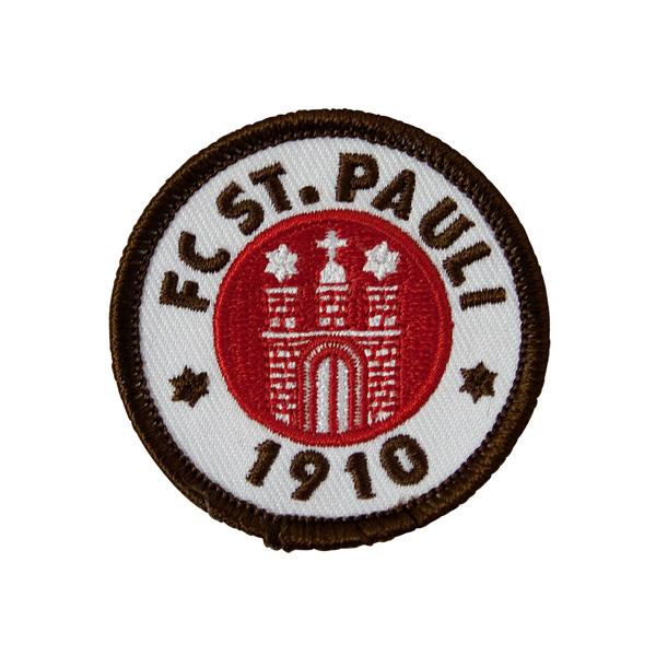 FC St  Pauli - Logo Patch - small