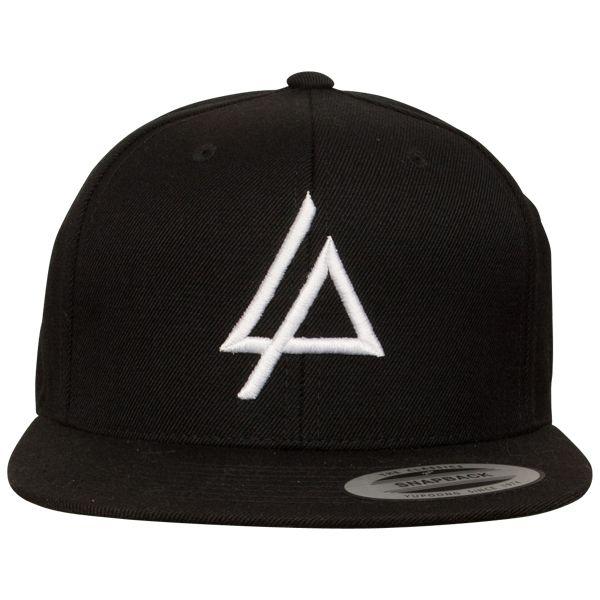 Linkin Park - Snapback Cap Logo  2c0e9083a14