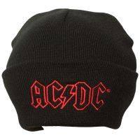 AC/DC - Mütze Logo - schwarz