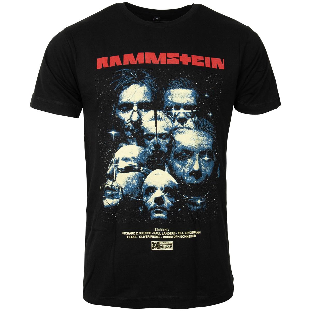 Rammstein - T-Shirt Sehnsucht - schwarz