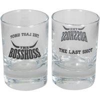 The BossHoss - Schnapsgläser The Last Shot (2er Set)