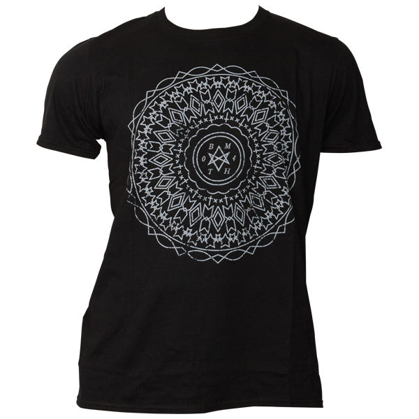 Bring Me The Horizon - T-Shirt Kaleidoscope - schwarz