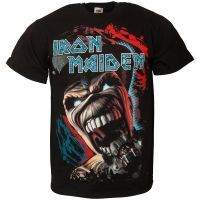 Iron Maiden - T-Shirt Piece Of Mind - schwarz