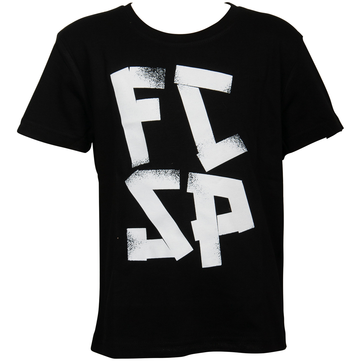 FC St. Pauli - Kinder T-Shirt FCSP - schwarz