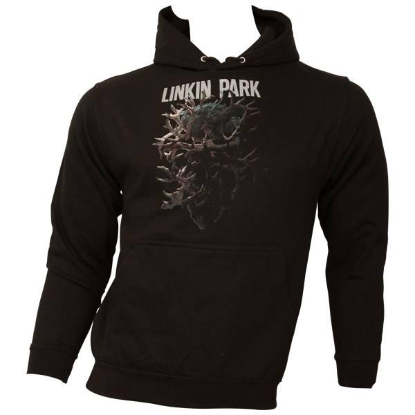 Linkin Park - Kapuzenpullover Stag - schwarz