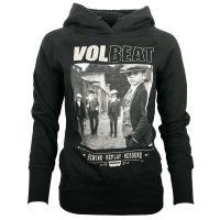 Volbeat - Girlie Kapuzenpullover - Rewind Replay Rebound - schwarz