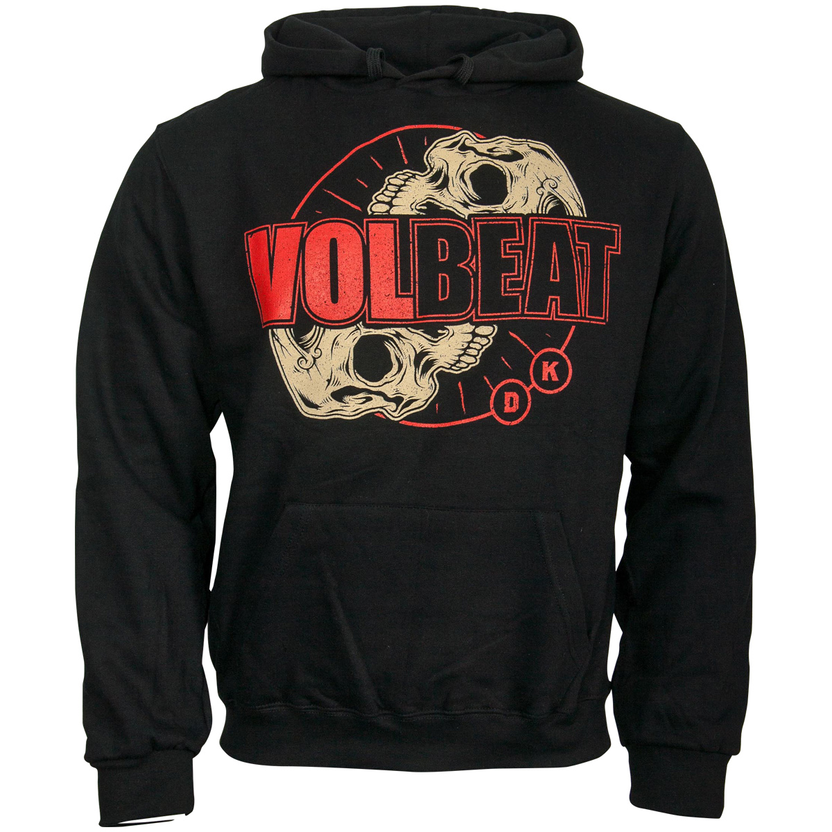 Volbeat - Kapuzenpullover Fight For Life - schwarz