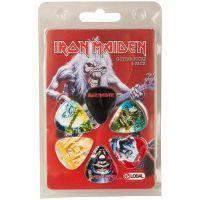 Iron Maiden - Picks-Plektren Beast - 6er Set