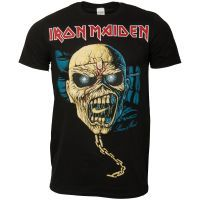 Iron Maiden - T-Shirt Seventh Son - schwarz