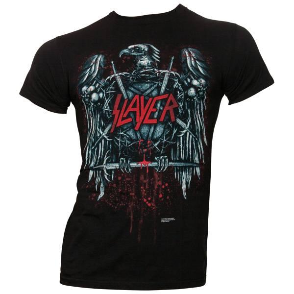 Slayer - T-Shirt Ammunition - schwarz