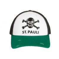 FC St. Pauli - Cap Destroyed - mehrfarbig