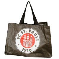 FC St. Pauli - Shopping Bag - Logo 2019 - braun