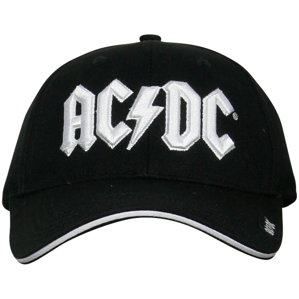 schwarz mit 3D-Logo Basecap