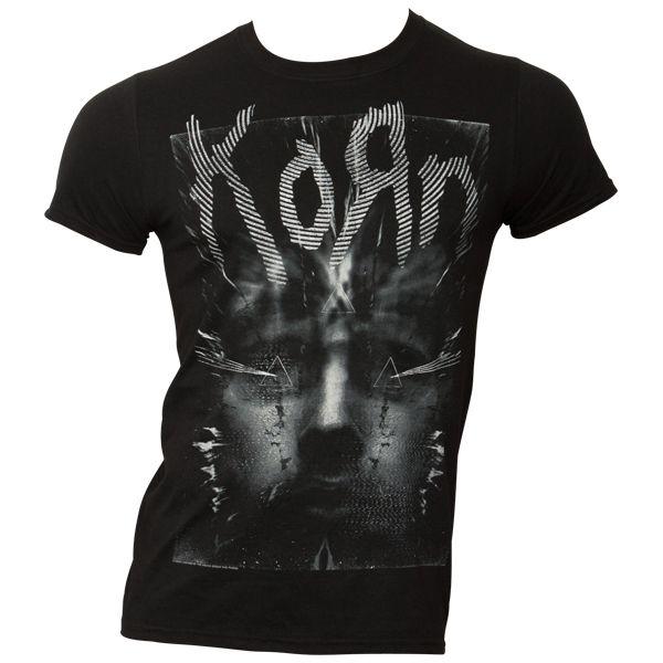 Korn - T-Shirt Third Eye - schwarz