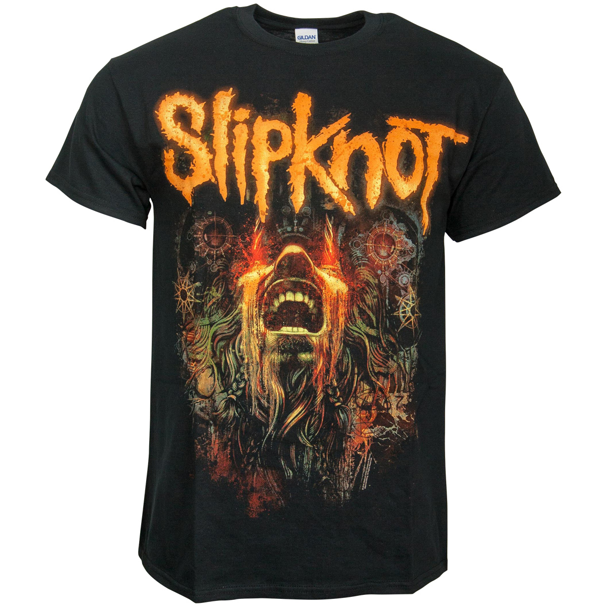Slipknot - T-Shirt Drill Scream - schwarz