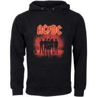 AC/DC - Kapuzenpullover Silhouette - schwarz