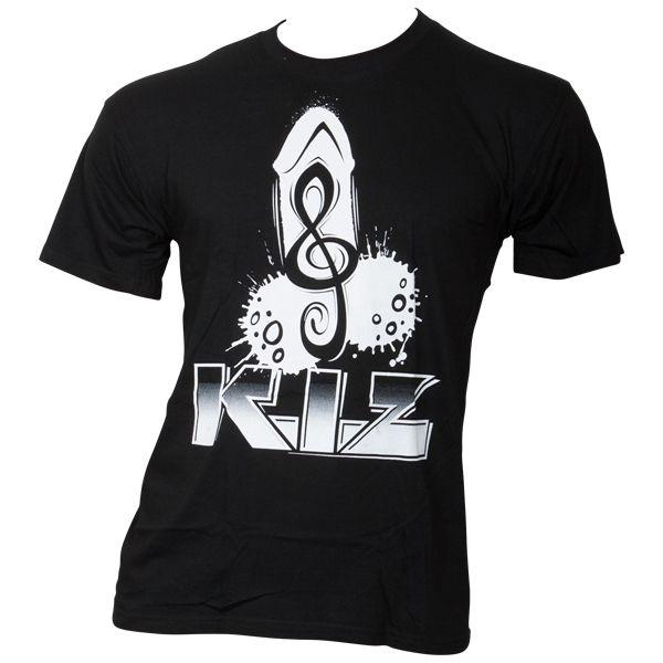 K.I.Z. - T-Shirt Puller - schwarz